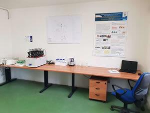 laboratorio progetto di ricerca ecoross e unical
